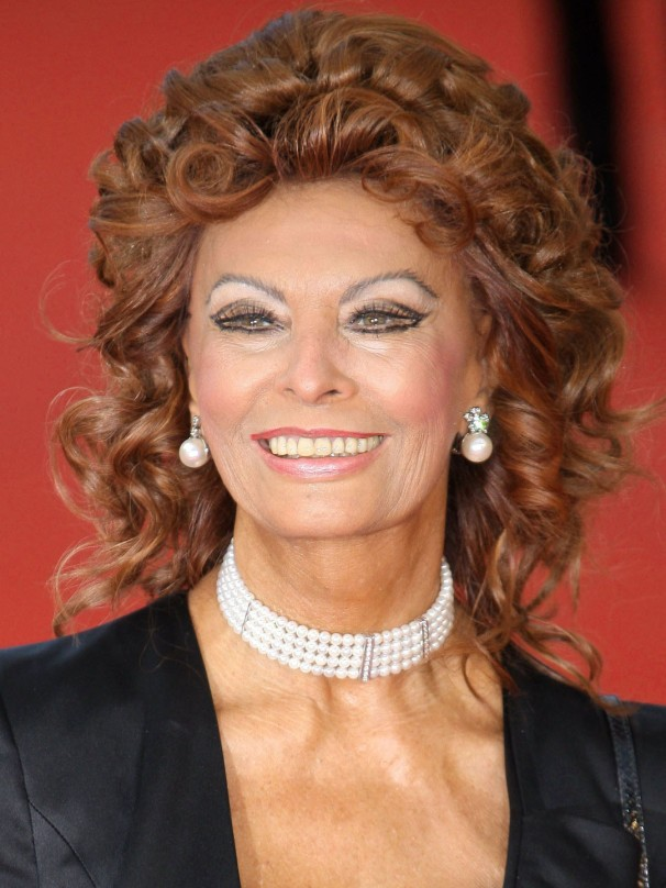 2nd Rome Film Festival - Sophia Loren